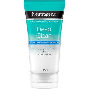 NEUTROGENA Deep Clean hautbildverfeinernd.Peeling