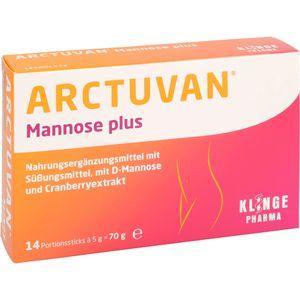 ARCTUVAN Mannose plus Sticks