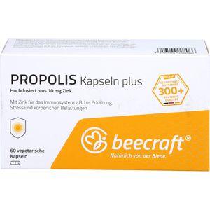 BEECRAFT Propolis Kapseln Plus