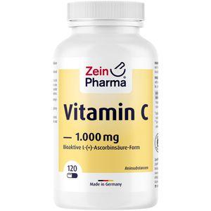 VITAMIN C 1000 mg ZeinPharma Kapseln