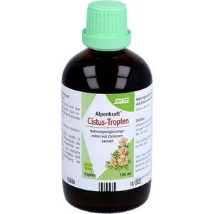 ALPENKRAFT Cistus-Tropfen Bio Salus