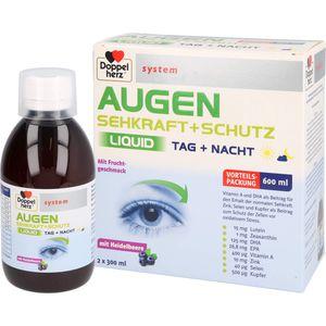 DOPPELHERZ Augen Sehkraft+Schutz Liquid system