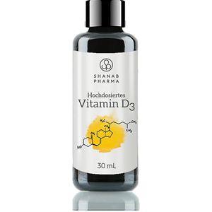 VITAMIN D3 3300 I.E./Tropfen Öl