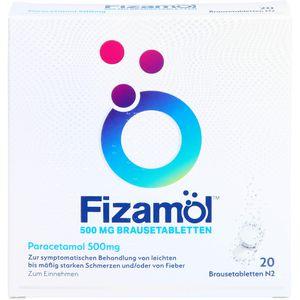 FIZAMOL 500 mg Brausetabletten