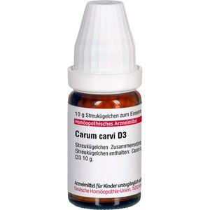 CARUM carvi D 3 Globuli