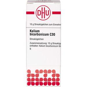 KALIUM BICARBONICUM C 30 Globuli