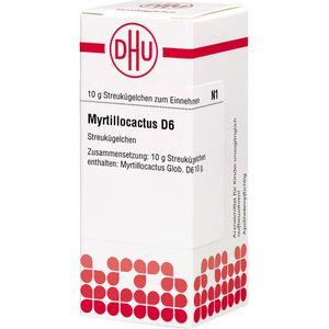 MYRTILLOCACTUS D 6 Globuli