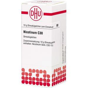 NICOTINUM C 30 Globuli