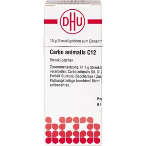 CARBO ANIMALIS C 12 Globuli