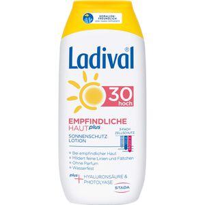 LADIVAL empfindliche Haut Plus LSF 30 Lotion