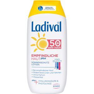LADIVAL empfindliche Haut Plus LSF 50+ Lotion