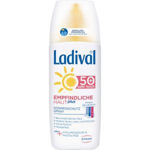 LADIVAL empfindliche Haut Plus LSF 50+ Spray