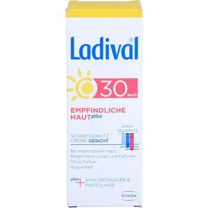 LADIVAL empfindliche Haut Plus LSF 30 Creme