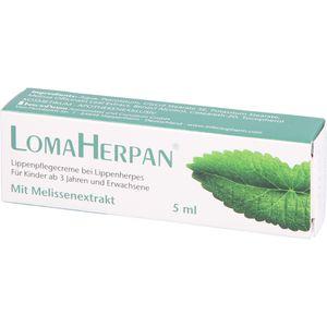 LOMAHERPAN Lippenpflegecreme mit Melissenextrakt