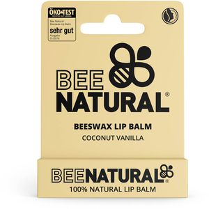 BEE Natural Lip Balm Coconut-Vanilla