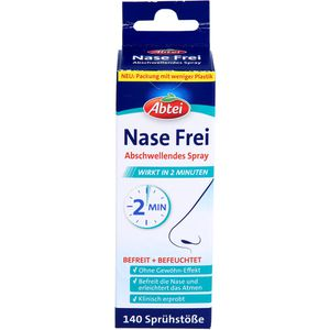ABTEI Nase Frei 2 min abschwellendes Spray
