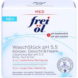 FREI ÖL WaschStück pH 5,5 Körper Gesicht Haare