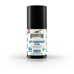 BUTCHER'S Son Anti-Transpirant Roll-on well done