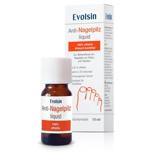 EVOLSIN Anti-Nagelpilz liquid