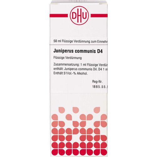 JUNIPERUS COMMUNIS D 4 Dilution