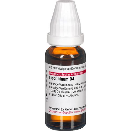 LECITHINUM D 4 Dilution