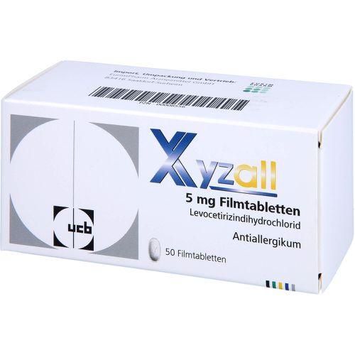 XYZALL Filmtabletten