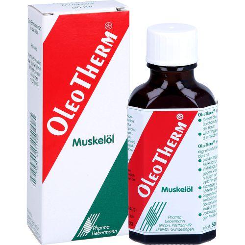 OLEOTHERM Muskelöl