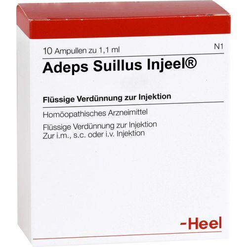 ADEPS SUILLUS Injeel Ampullen