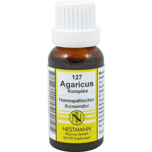 AGARICUS KOMPLEX Nr.127 Dilution