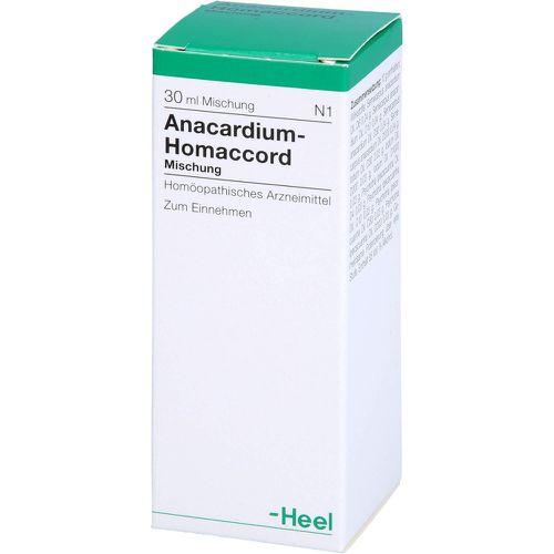 ANACARDIUM HOMACCORD Tropfen