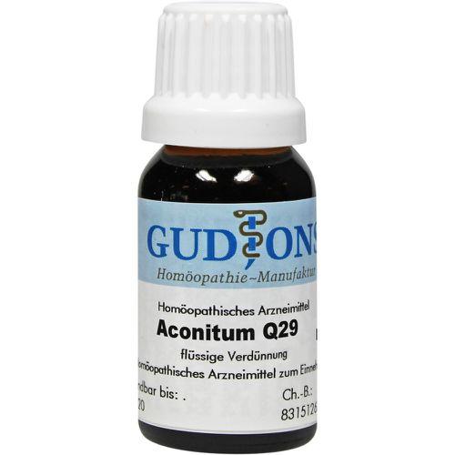 ACONITUM Q 29 Lösung
