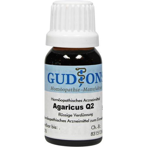 AGARICUS Q 2 Lösung