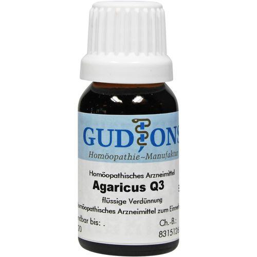 AGARICUS Q 3 Lösung