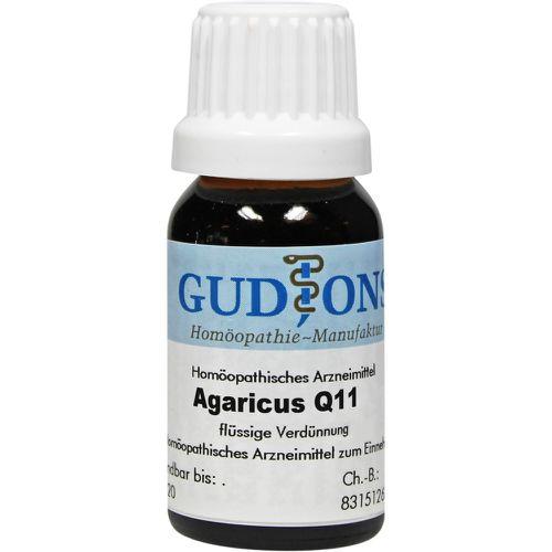 AGARICUS Q 11 Lösung