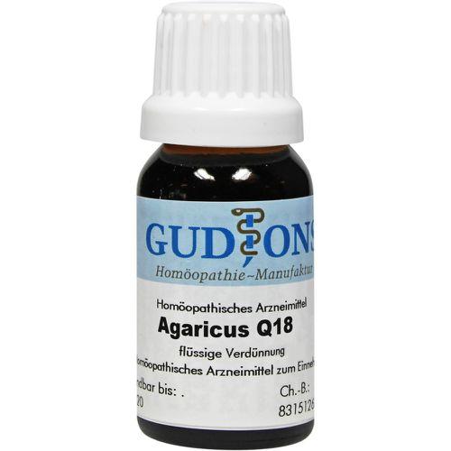 AGARICUS Q 18 Lösung