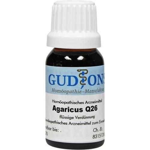 AGARICUS Q 26 Lösung