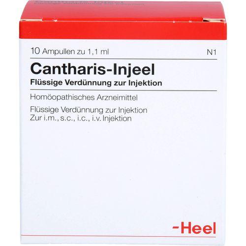 CANTHARIS INJEEL Ampullen