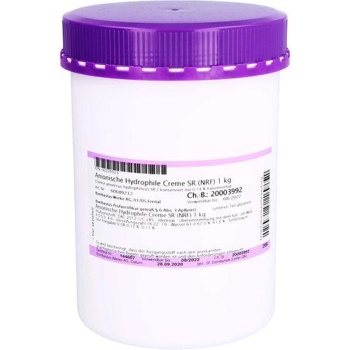 UNGUENTUM EMULSIFICANS aquosum SR NRF S.27