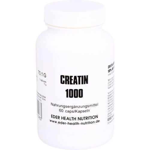 CREATIN 1000 Pulver Kapseln