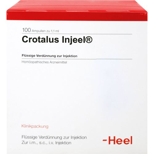 CROTALUS INJEEL Ampullen