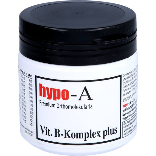 HYPO A Vitamin B Komplex plus Kapseln