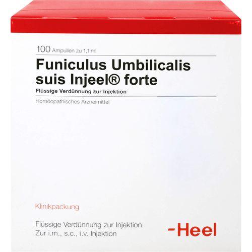 FUNICULUS UMBILICALIS suis Injeel forte Ampullen