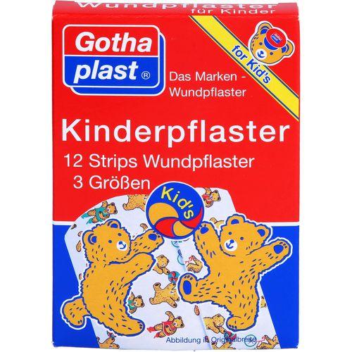 GOTHAPLAST Kinderpflaster Strips