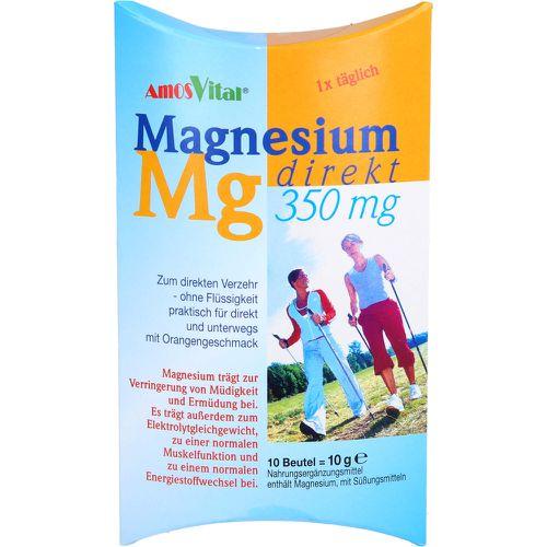 MAGNESIUM DIREKT 350 mg Beutel