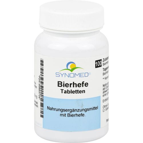 BIERHEFE TABLETTEN Synomed