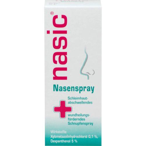 NASIC Nasenspray