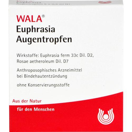 Euphrasia Augentropfen,5x0,5ml