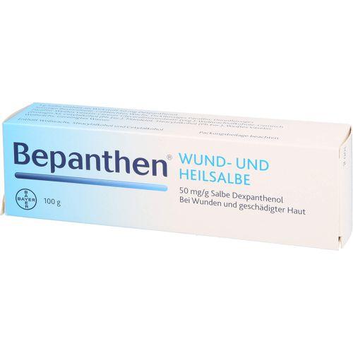 BEPANTHEN Wund- und Heilsalbe 100 g - Haut & Schleimhaut
