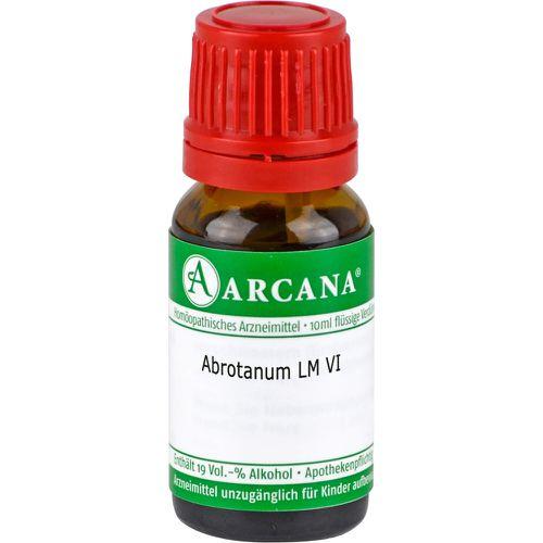ABROTANUM LM 6 Dilution