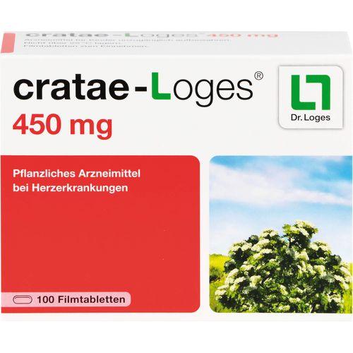 CRATAE LOGES 450 mg Filmtabletten